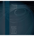 Abstract background clear eps 8 vector image