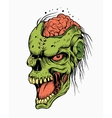 a zombie vector image vector image