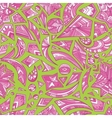 Creative cool tribal pattern vector image