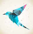 Bird abstraction5 vector image