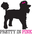 Pretty in Pink vector image