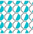 Seamless geometric pattern Decorative background vector image