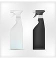 sprayers vector image