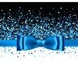 Color glitter background vector image