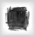Grunge texture frame vector image