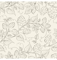 Hop seamless pattern vector image
