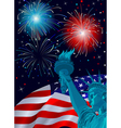 Freedom Celebration vector image vector image