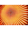 Grungy sun rays vector image