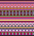 aztec seamles pattern vector image