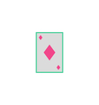 Card suit Icon vector image
