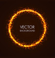 abstract background with circular shape vector image
