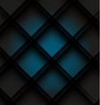 Blue Block Background vector image