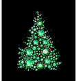 Gem Tree vector image vector image