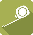 Measure Tape Icon vector image vector image