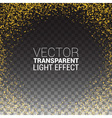 Effect gold luster luxury design rich background vector image