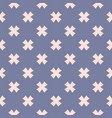 Floral seamless pattern for girls and boys baby vector image