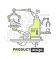 creative professional mechanism to make s vector image