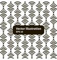 Icon web element design vector image