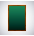 greenboard school supply icon vector image