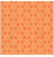seamless retro mesh texture background vector image