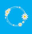 Flora Daisyl Design vector image