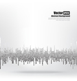 Abstract background Ligth grey equalizer bar and vector image