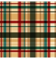 dark plaid seamless pattern Eps10 vector image