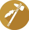 Tomahawk Icon vector image