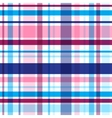bright plaid seamless pattern Eps10 vector image