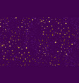 night star pattern seamless pattern vector image