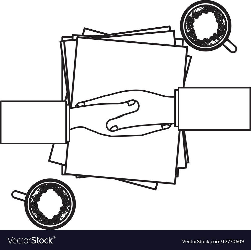 To deliver documents vector