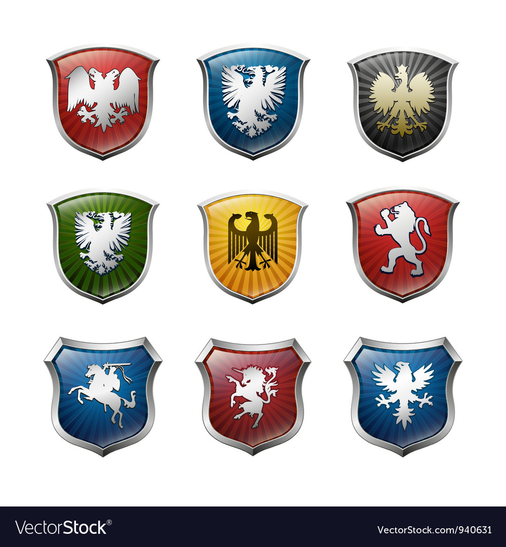 Family arms vector