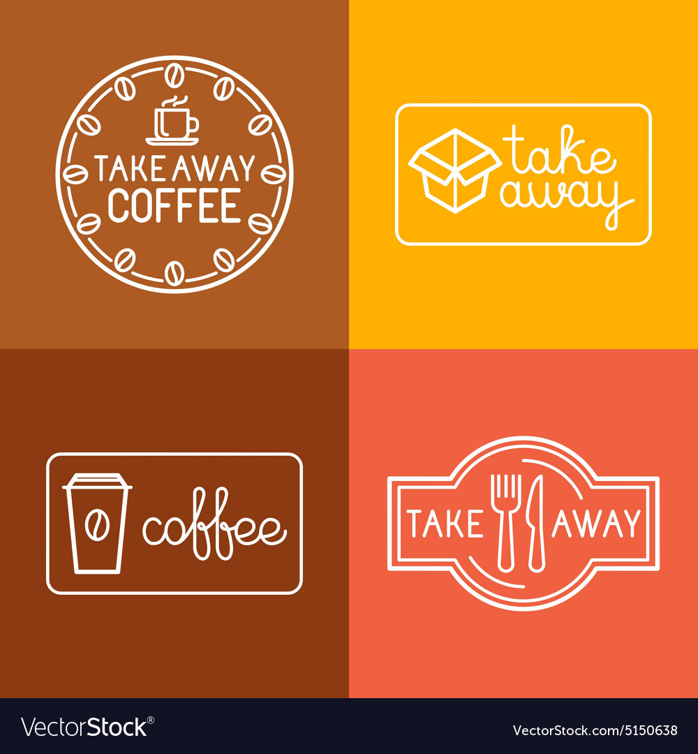 Set of linear labels vector