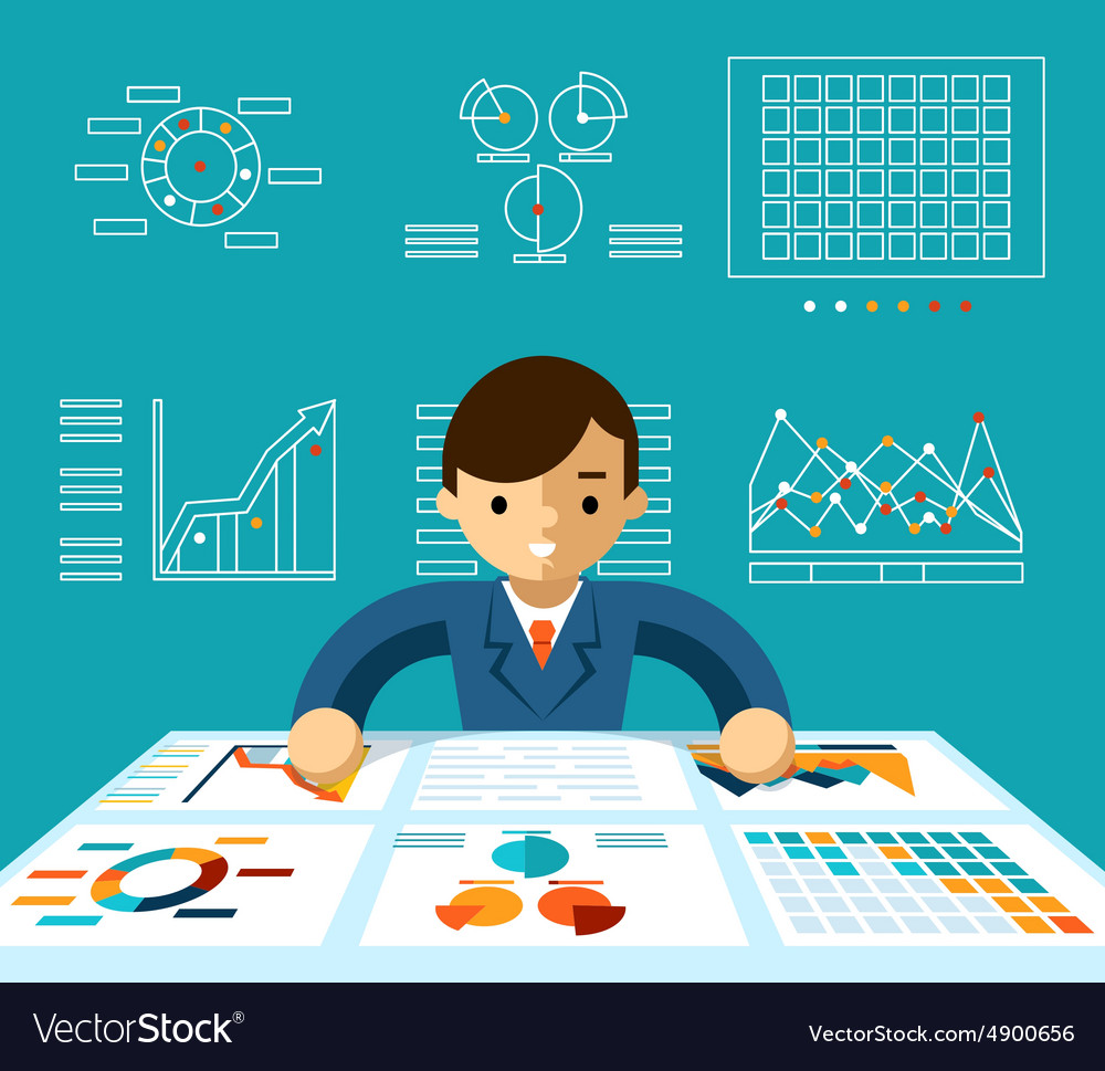Information analysis vector