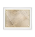 white frame with Old paper EPS 10 vector image vector image