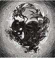 Dark Death vector image