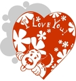 Valentines Day - vector image vector image
