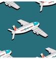 AirplanePattern4 vector image
