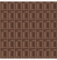 Chocolate milk seamless background texture vector image