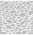 Cloud a background vector image vector image