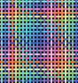 crossed-pattern vector image vector image