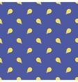 Yellow Lamp Seamless Pattern vector image vector image