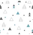Geometric seamless pattern Repeating geometric vector image