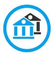 Banks icon vector image