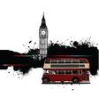London border vector image