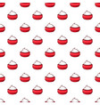 ice cream pattern seamless vector image