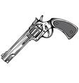 revolver 3 vector image vector image