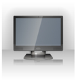 LCD Display vector image