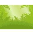 Fern Meadow vector image vector image