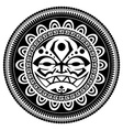 Polynesian tattoo vector image